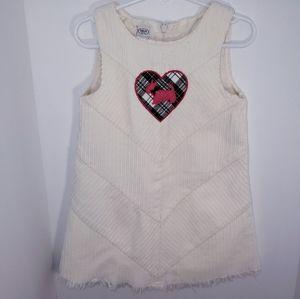 Talbots Kids Corduroy Dress 24 Months